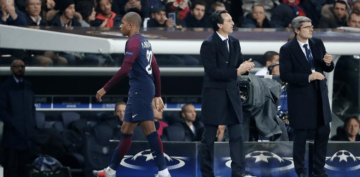 El día que Unai Emery frenó la llegada de Mbappé al Real Madrid