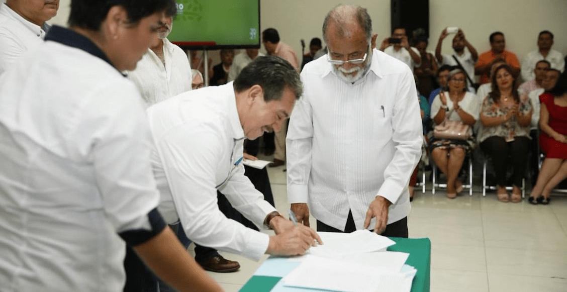 Que siempre no: alcalde rectificó y no venderá el Palacio Municipal de Centro, Tabasco