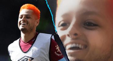 West Ham usó el filtro de bebé en el 'Chicharito' y tienes que verlo