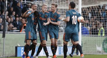 Ajax se corona en Holanda ¿Ahora en qué equipos jugará su generación dorada?