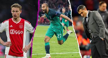 La maldición del uniforme del Ajax y los milagros de Tottenham y Liverpool: Lo que dejó la Champions