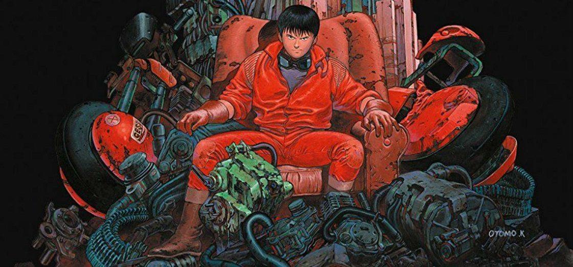 Manga de Akira