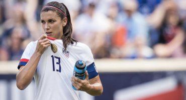 Alex Morgan confirmó que no iría a la Casa Blanca si ganan el Mundial Femenil
