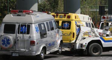 Paramédicos de ambulancia