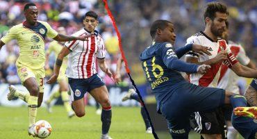 Bendito futbol: América y Chivas pactan juegos contra River Plate y Boca Juniors