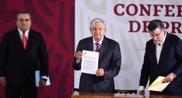Por decreto, AMLO acaba con la condonación de impuestos a grandes contribuyentes