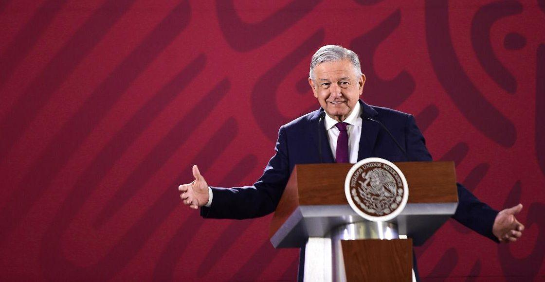 AMLO ofrece disculpas por vincular a Alfredo del Mazo González con el NAIM