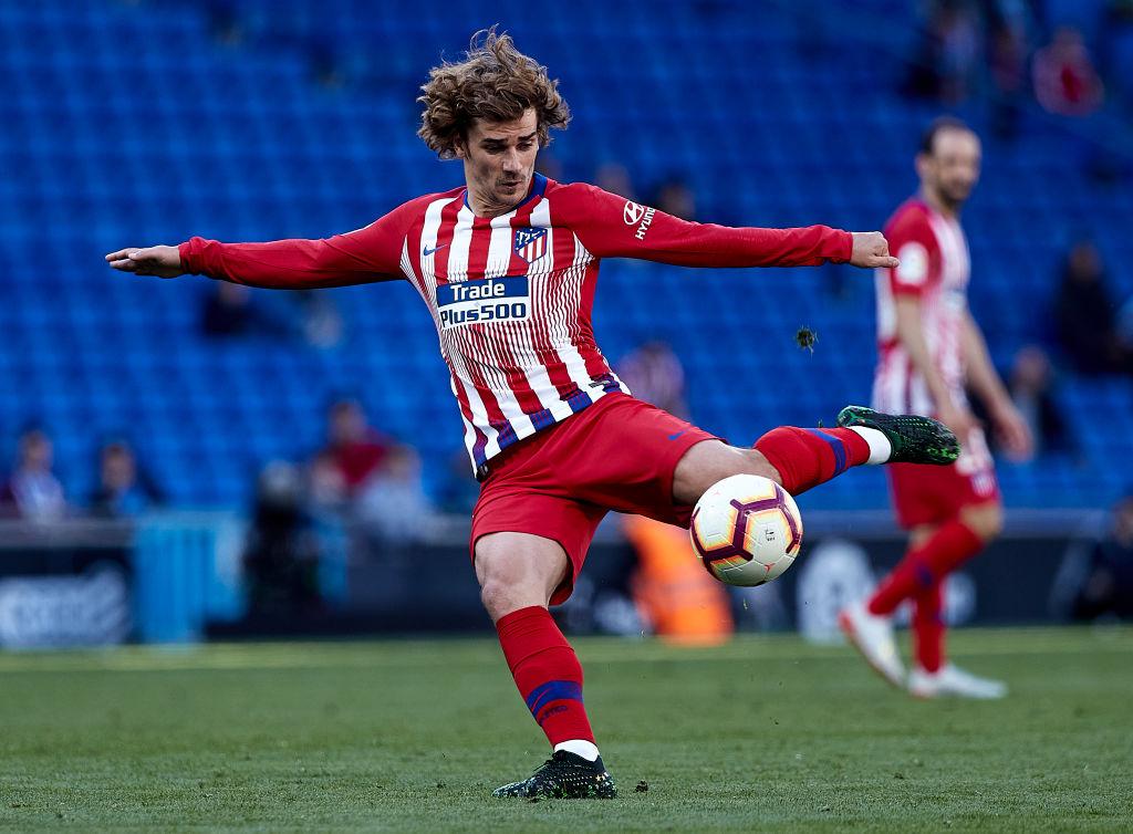 ¡Viene un bombazo! Griezmann ya habría comunicado al Atlético de Madrid que se va al Barcelona