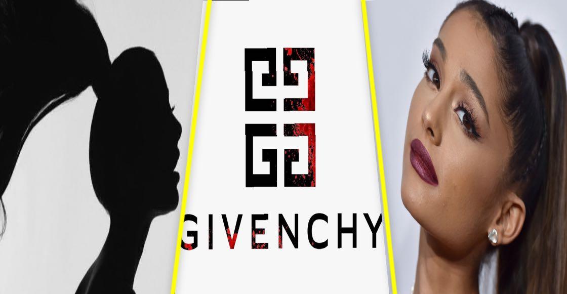 Ariana Grande es la nueva imagen de Givenchy