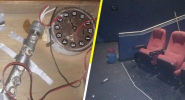 Estalla artefacto explosivo en una sala de cine de la alcaldía Gustavo A. Madero