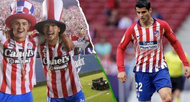 ¡Guarden su quincena! Atlético de Madrid vendrá a jugar a México contra San Luis