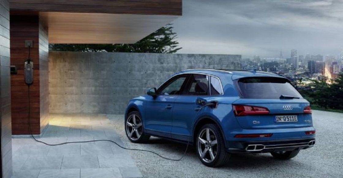 Audi - Modelo híbrido Q5