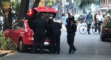 Se registra balacera en la Condesa; al menos dos muertos