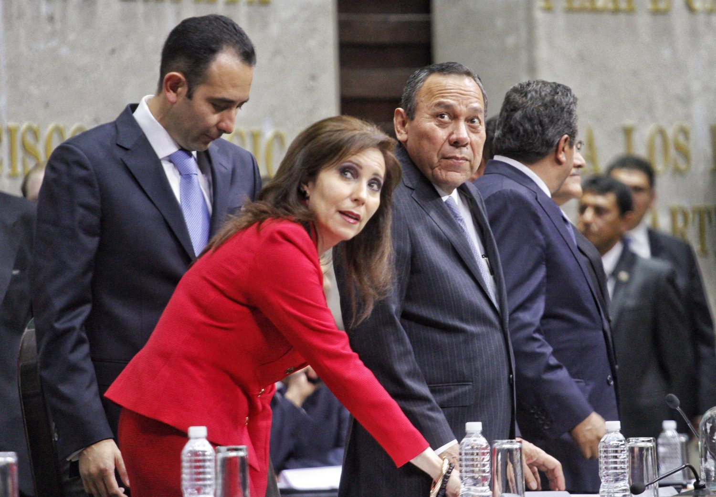 Detienen a Bárbara Botello, exalcaldesa de León; es acusada de peculado
