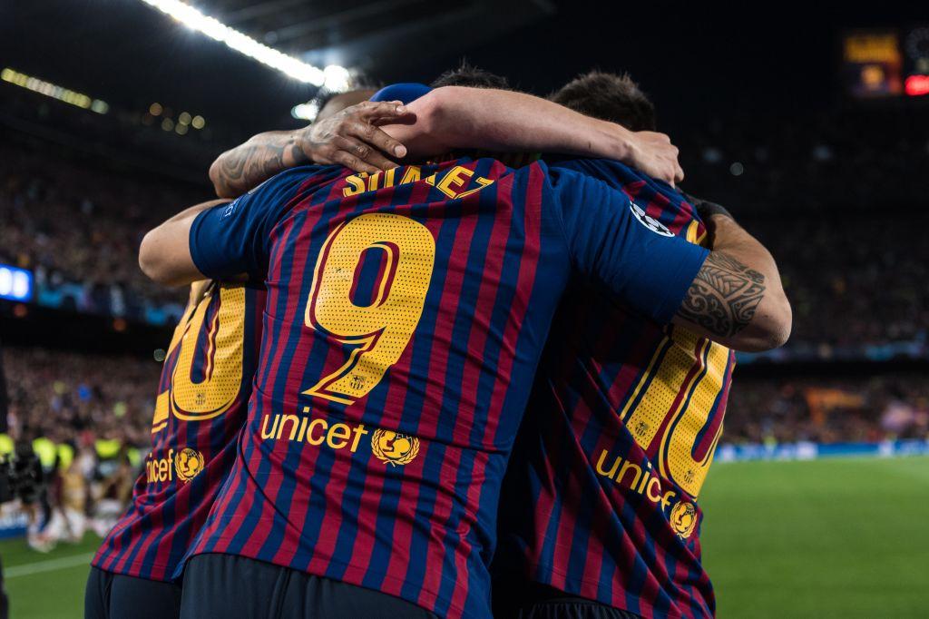Barcelona y el nuevo dominio que empieza a imponer en Europa