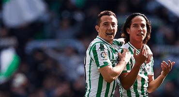 Betis haría pretemporada ante equipos de la Liga MX... ¡En México!