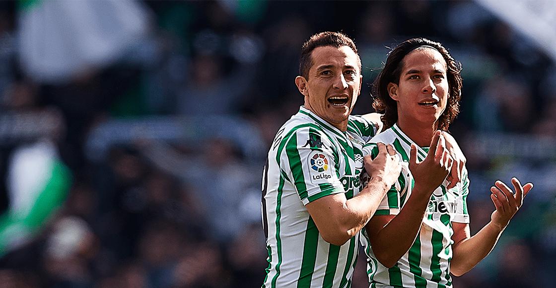 Betis haría pretemporada ante equipos de la Liga MX… ¡En México!