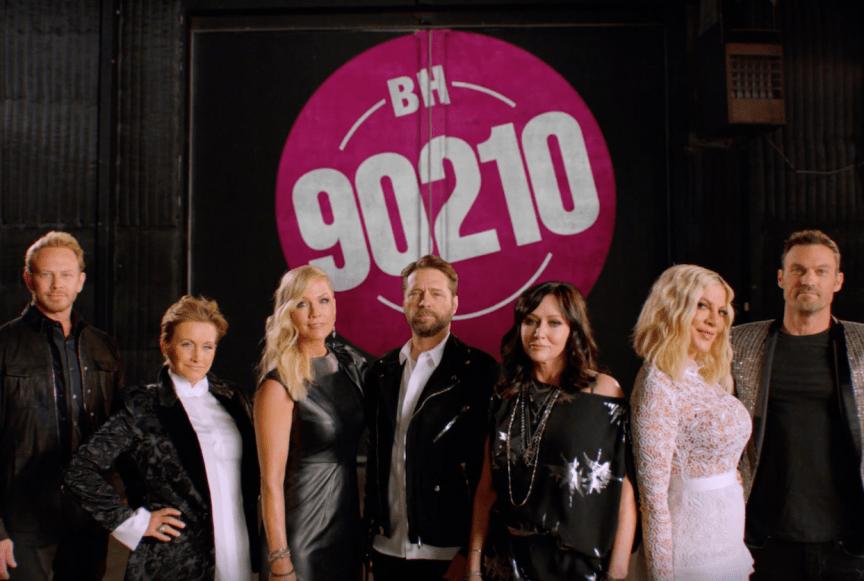 El nuevo trailer de BH 90210 está cargado de puuuura nostalgia
