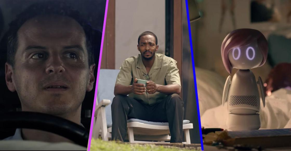 Por acá te contamos (con todo y tráiler) de qué van los 3 episodios de 'Black Mirror'