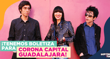 Off with your head porque... ¡tenemos boletos para Corona Capital Guadalajara 2019!