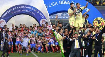 La cábala del Atlético San Luis que haría campeón al América