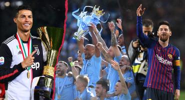¿Puedes mencionar a los campeones de estas 11 ligas de Europa? 