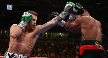 ¡Aaaaaaja! Los mejores golpes de la victoria del 'Canelo' Álvarez sobre Daniel Jacobs