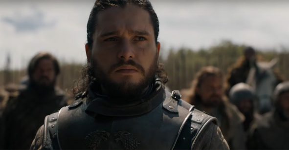 Aquí el tráiler del penúltimo episodio de la última temporada de 'Game of Thrones'