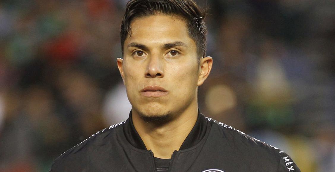 Salcedo le declaró su amor a Chivas y puso en duda la Copa Oro