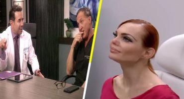 Carmen Campuzano acudió a Botched pero ni ellos pueden arreglar su nariz