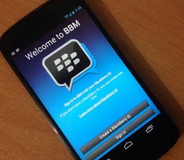 ¡El fin de una era! BlackBerry Messenger dejará de funcionar el 31 de mayo