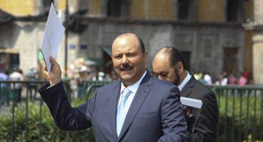 ¿Ahora sí? El PRI expulsa a César Duarte, exgobernador de Chihuahua