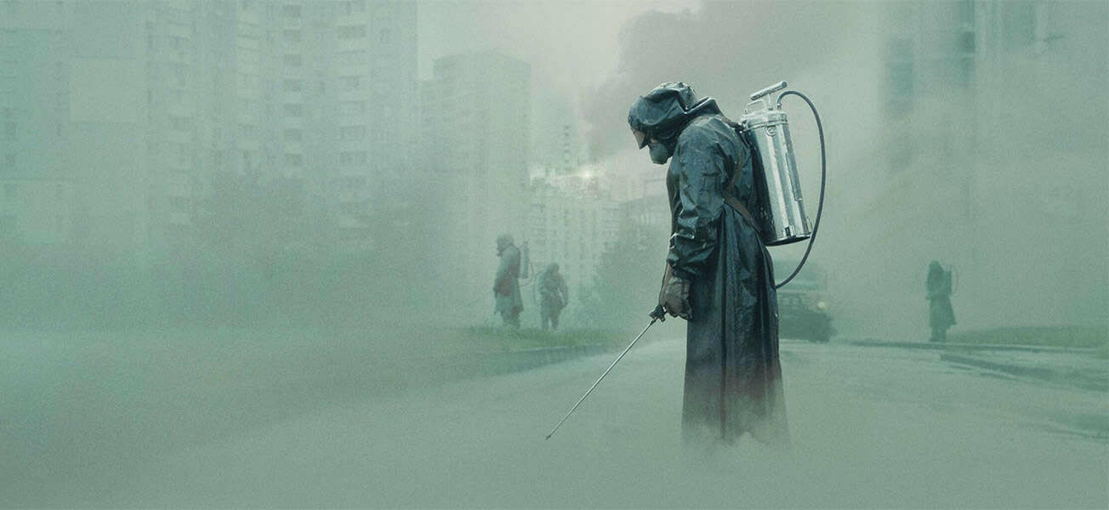 'Chernobyl' se convierte en la serie de televisión mejor rankeada por IMDB