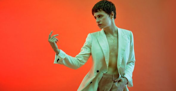 Christine And The Queens: la promesa femenina del electropop imperdible en CCGDL 2019