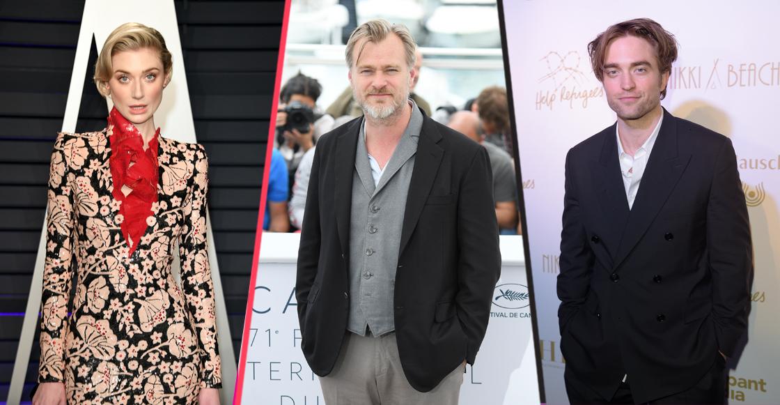 Christopher Nolan revela título y elenco de su próxima película