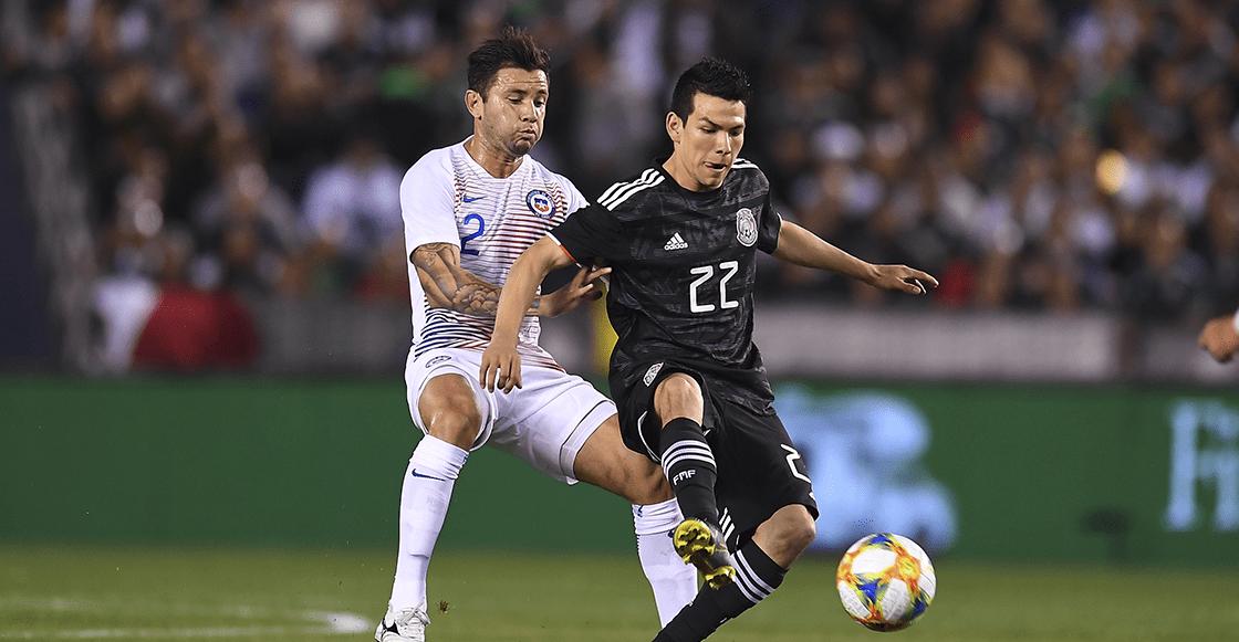 No estará Hirving Lozano con el Tricolor en la Copa Oro 2019