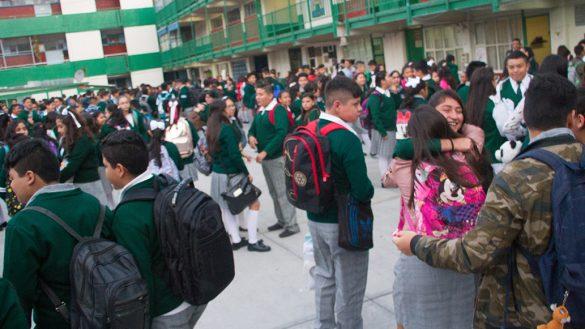 ¡Todos a la escuela! La SEP reanuda clases en escuelas públicas y particulares de la CDMX y Edomex