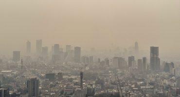 En imágenes: la calidad del aire y la contaminación en la CDMX