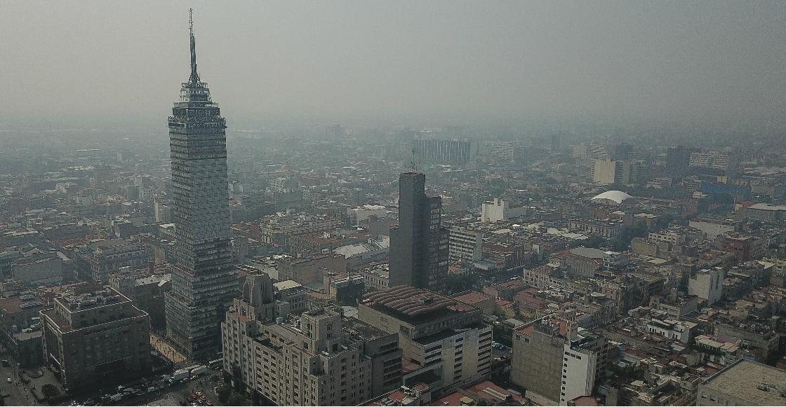 contaminacion cdmx