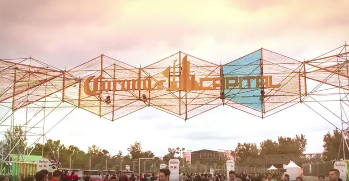 #MiCoronaCapital: El video para homenajear las 10 ediciones del festival