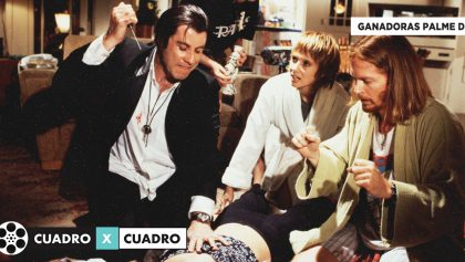 CuadroXCuadro: 'Pulp Fiction', la obra maestra y espiritual de Quentin Tarantino