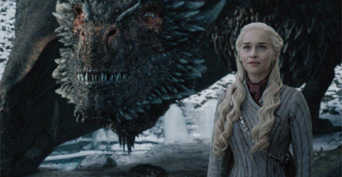 Game of Thrones - Teoría de dragones bebés