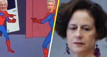 Epic fail: Denise Dresser confunde a Richard Gere con Gerardo Ruiz Esparza 😂