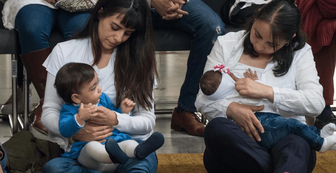 Estos son 10 derechos de las mamás trabajadoras en México