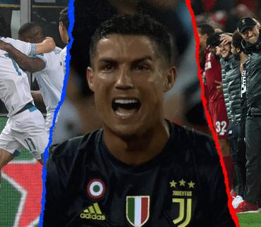 Los 24 momentos que han hecho de esta Champions League, la mejor de la historia