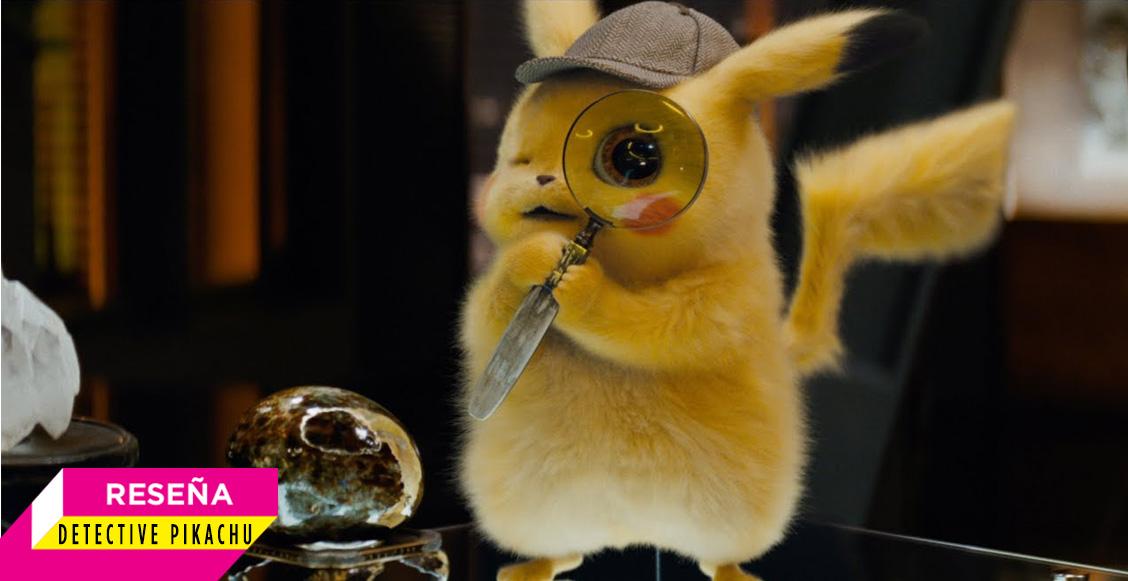 'Detective Pikachu'una película para fans y otra para el público en general