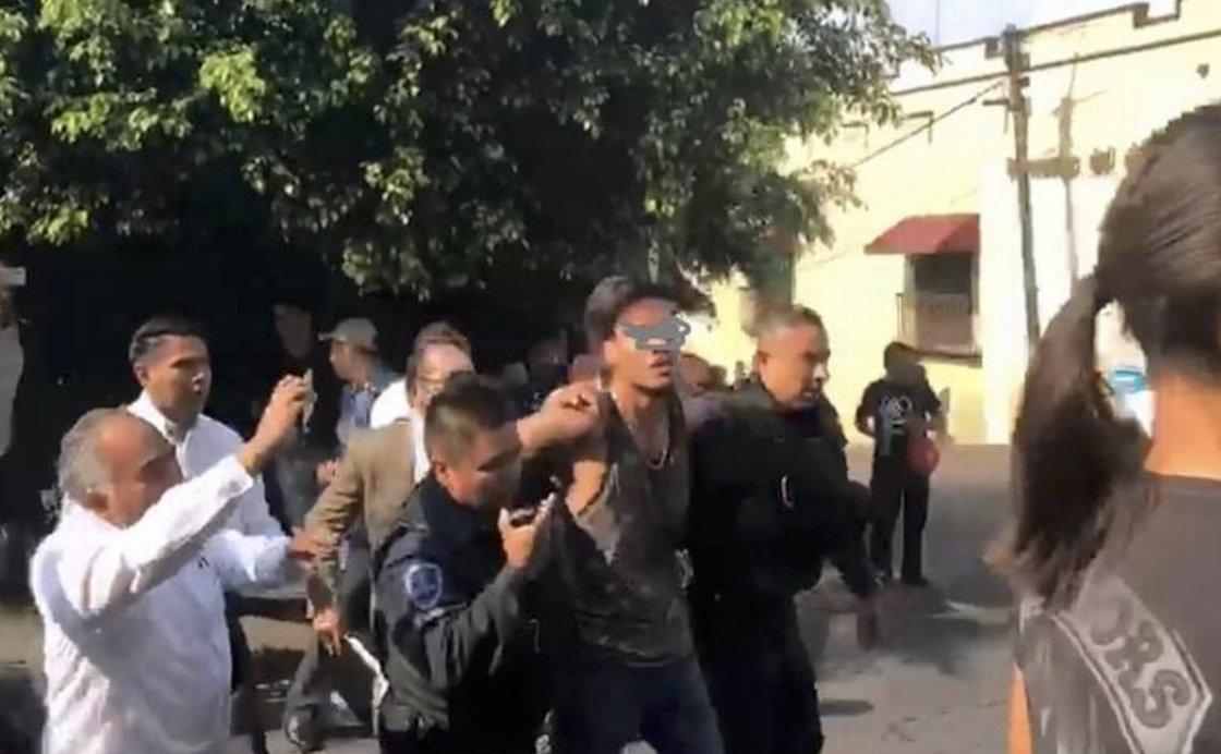 detenido-balacera-cuernavaca-mayo-tiroteo-heridos