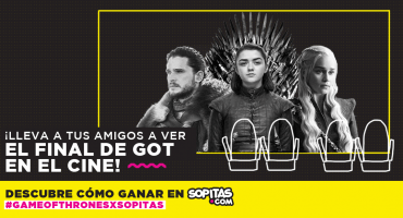 ¡Te llevamos al cine a ver el épico final de 'Game of Thrones'!