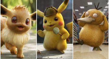 Sí, ¡'Detective Pikachu' se basó en estos increíbles diseños de Pokémon!