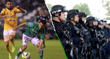 Así será el dispositivo de seguridad para la final entre León vs Tigres